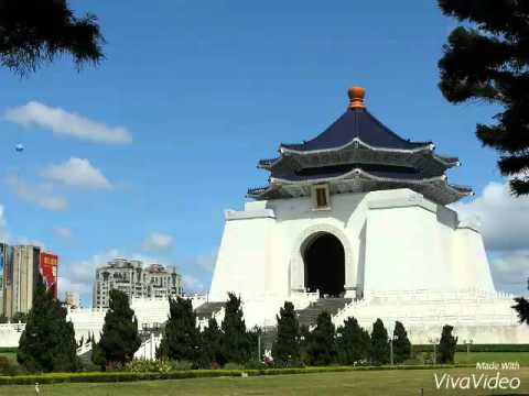 National Anthem of the Republic of China - 中華民國國歌