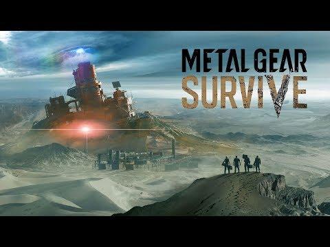 Metal Gear Survive BETA | X4 860K + R9 380 | 1080P