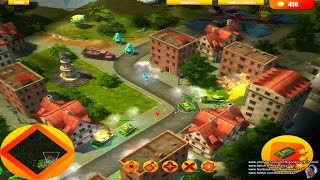 The Worst RTS Game: Stalin vs. Martians (Mission 3)