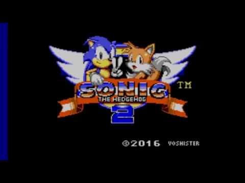 Sonic 2: Zen Island Version 0.32 [SMS] Longplay
