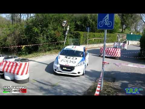 43° Rally 1000 Miglia Salò Il 29 Marzo 2019 - Shakedown (chicane) By T.R.P.