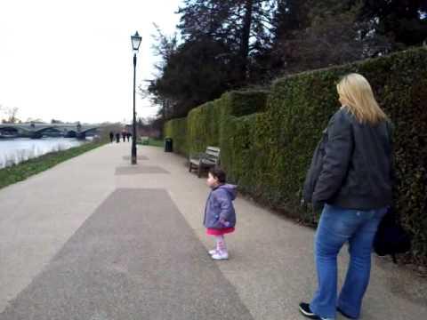 Richmond, Thames Riverside, 13-03-2010