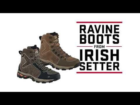 Ravine Hunting Boots From Irish Setter