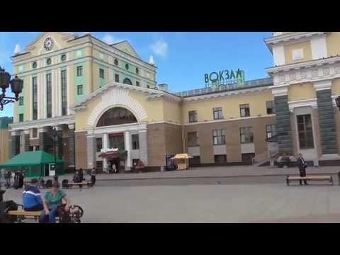 Ж/д  вокзал г.Красноярск