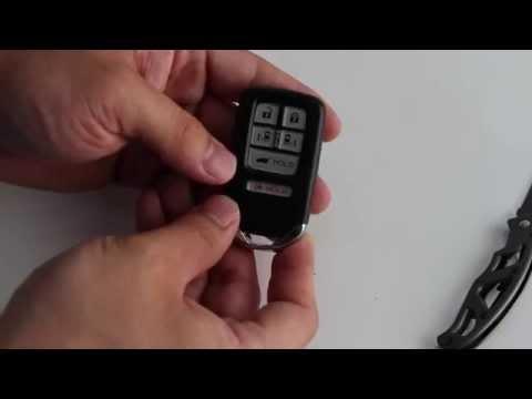 Honda Smart Key Replace Battery- Remote/ Keyfob