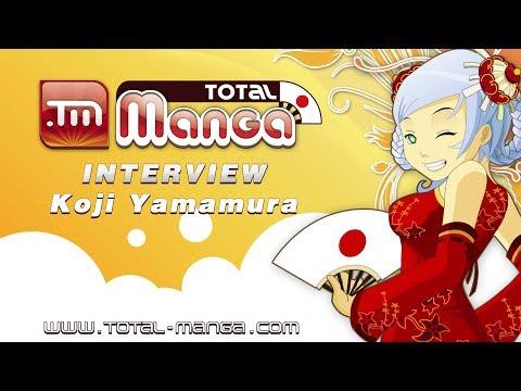 Total Manga - Interview Kôji Yamamura (Carrefour de l'animation 2013)