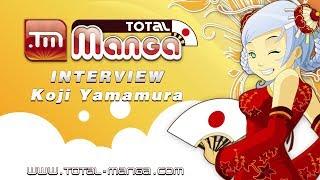 Total Manga - Interview Kôji Yamamura (Carrefour de l