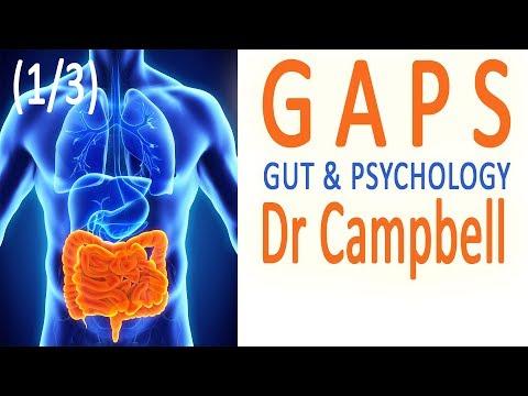 GAPS (1/3) —  Dr.  Natasha Campbell-McBride