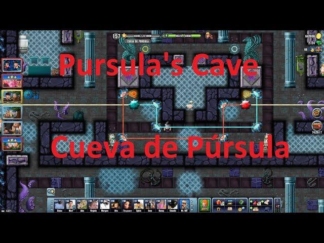 8 - Cueva de Púrsula | La Sirenita | Diggys Adventure