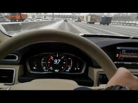 Сравнение веерных форсунок для Volvo XC70 2014 MY. Часть 2