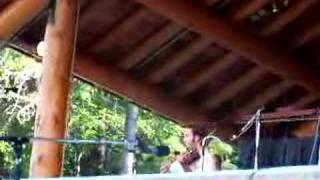 Quebecois fiddle and step dance