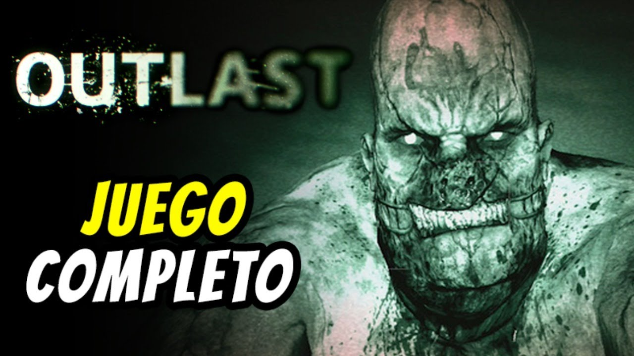 Outlast | Juego COMPLETO | Ps4