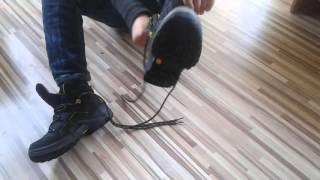 Schuhe Binden Kinder Lied