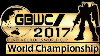 Gunpla Builders World Cup 2017 rules dicussion