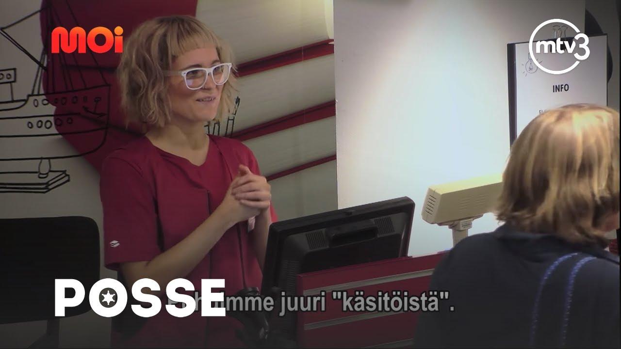 SÄTKYAKKA - SANNI | POSSE4 | MTV3 #1