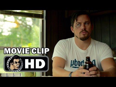 LOGAN LUCKY Movie Clip - Motor Speedway (2017) Channing Tatum Daniel Craig Comedy Film HD
