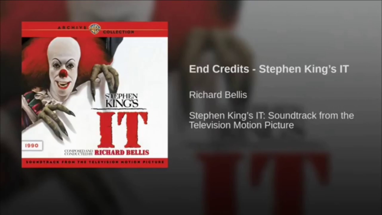 Stephen King's It (1990) Theme Music