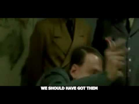 Hitler learns orgo