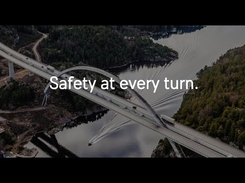 Vision Zero - Safety at every turn