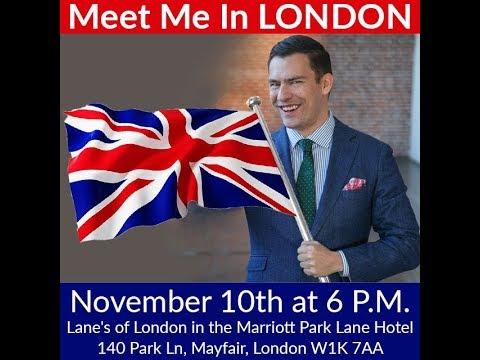 London Meetup Nov 10th & THANK YOU New York City!