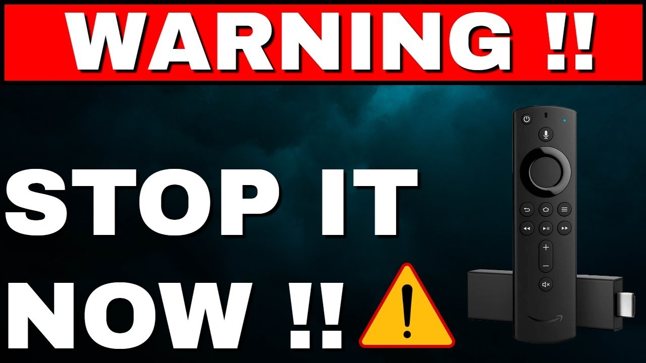 Download FIRESTICK WARNING ! Buffering about to get 1000x WORSE !!