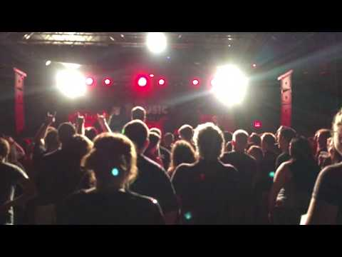 September Sky - The Fight Live at The Music factory in Battle Creek w/ RED  9.16.17