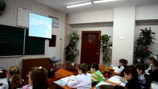 ЗА Відкритий урок укр мови частина 4
