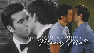 Paul + Sonny | Will You Marry Me?