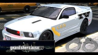 Gta Iv Ces Clan - Official Patrol 1 -