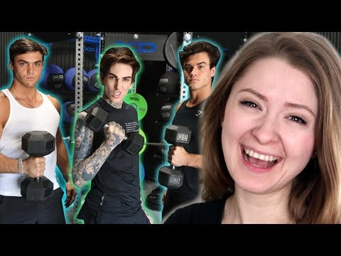 Switching Lives With The Dolan Twins - Jeffree Star Reaction thumbnail