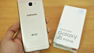 samsung galaxy j5 prime unboxing first look 4k