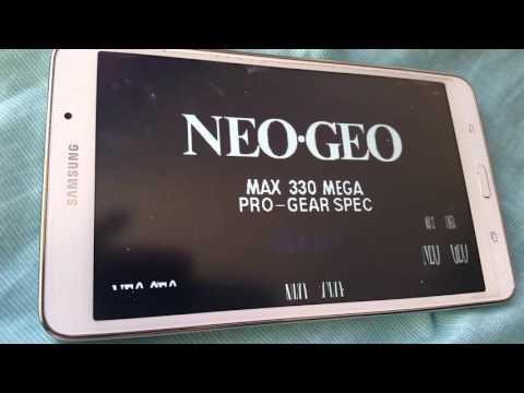 NEO GEO PARA ANDROID diferencias entre neodroid y neo emu.. descargas gratis....