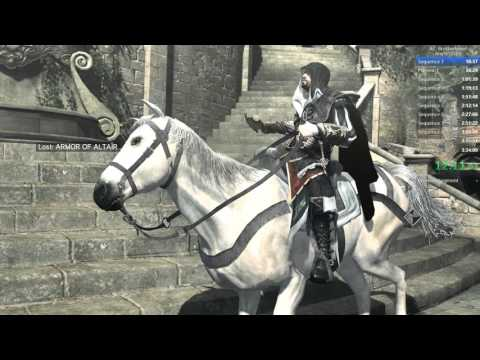 Assassin's Creed Brotherhood - Any% Speedrun [2:23:31] [PB IGT]