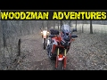 Honda Africa Twin Trail Ride with Blake & his CRF250L CRF1000L ADV OFFROAD