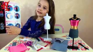 Набор для девочек, детское творчество Fashion Time