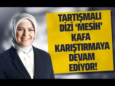 TARTIŞMALI DİZİ 'MESİH' KAFA KARIŞTIRMAYA DEVAM EDİYOR! #AyşeBöhürler