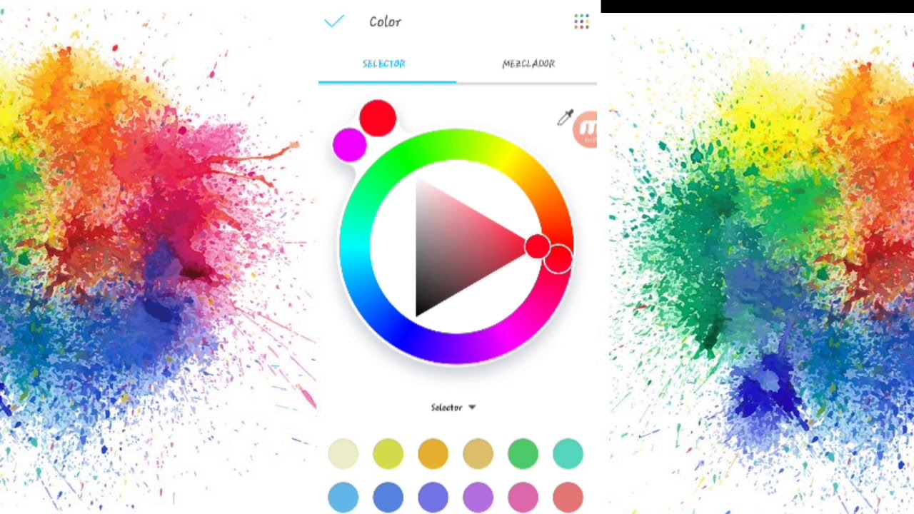 Como Usar Picsart Color Youtube