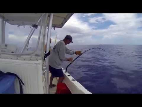 Tuna Fishing PuraVida Style - Lucaya, Grand Bahama