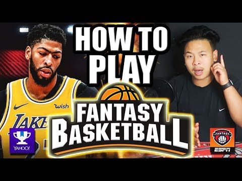 How To Play Fantasy Basketball (For Beginners)