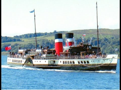 Paddle Steamer Waverley - Largs to Rothesay - 09/07/14