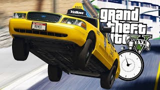 GTA 5 rp таксисткие будни. В поисках контента и новой работы.