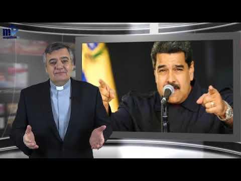 Commented news. Silence kills. Fr. Santiago Martín