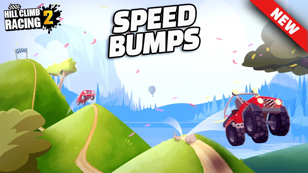 Hill Climb Racing 2 THE GROUND IS LAVA New Event
