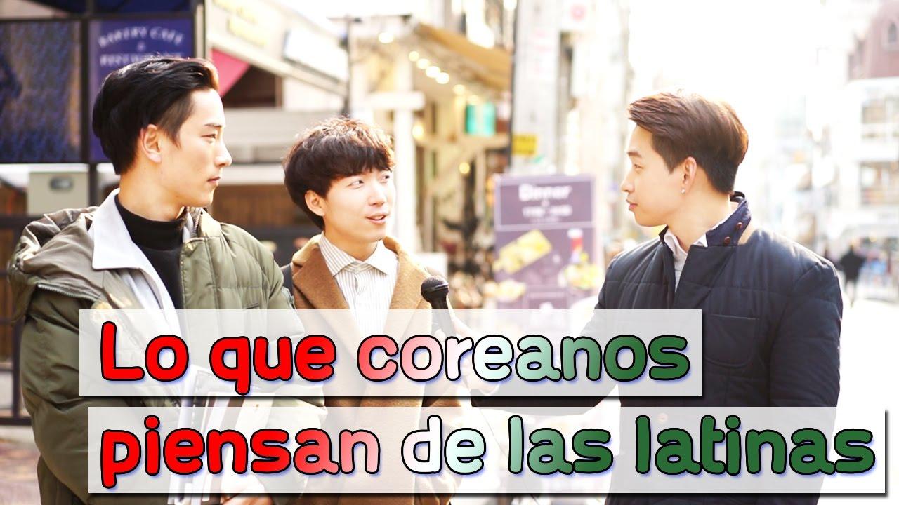 talk to korean guys