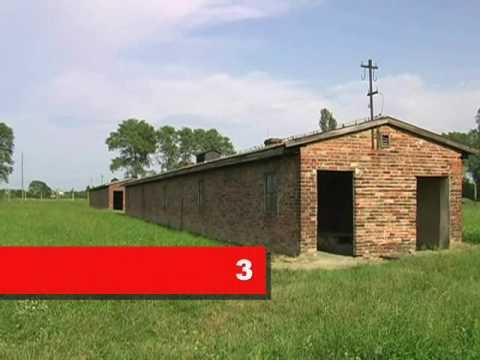 Auschwitz II Birkenau (Part 1) Concentration Camp, Oswiecim, Poland