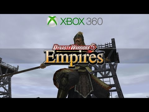 Dynasty Warriors 5 Empires - YTR Ep. 3 - Invade Puyang/Defend Pingyuan (Yan Liang/Wen Chou)
