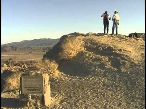 Anza-Borrego Desert State Park (California)--overview & camping