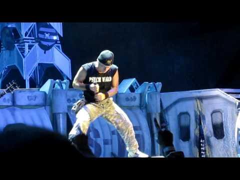 Iron Maiden - The Reincarnation Of Benjamin Breeg (Live in San Bernardino)