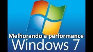 Melhorar a performance do Windows 7