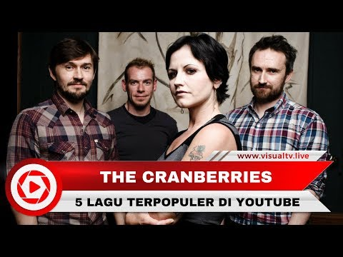 5 Lagu Terpopuler The Cranberries di Youtube